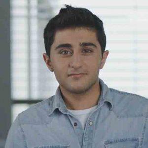 Hussein Abdelgani, Syrien