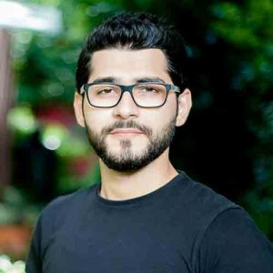 Masoud Aqil, Syrien