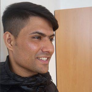 Taher Ahmadi, Afghanistan